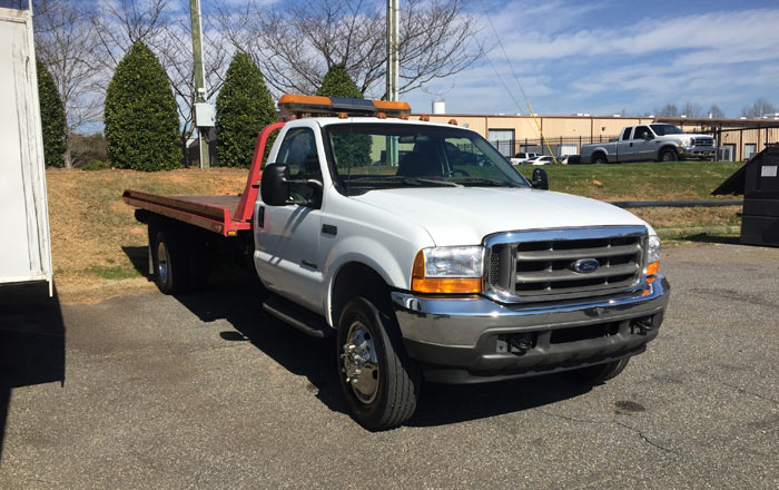 Smitty's Towing of Mooresville, NC | Proudly serving the Lake Norman area.